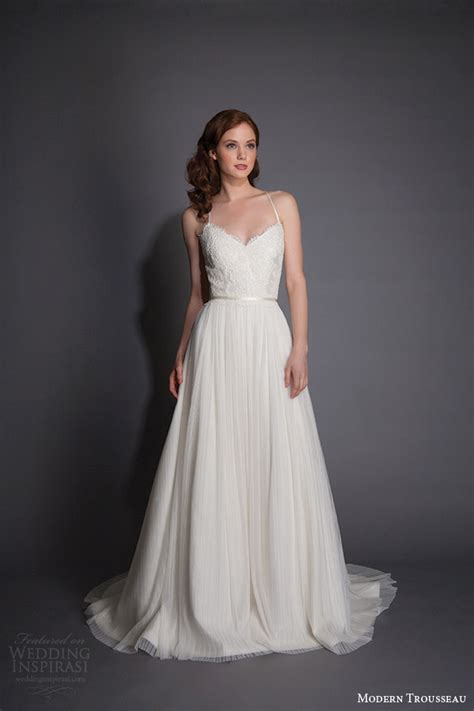 Wedding Hair Dress With Straps by Top 100 Most Popular Wedding Dresses In 2015 Part 1