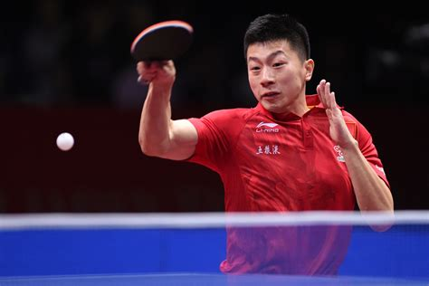how long is a table tennis 2014 world team table tennis chionships day 7