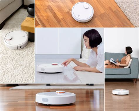 Vacuum Cleaner Tangan xiaomi mi robot vacuum cleaner white jakartanotebook