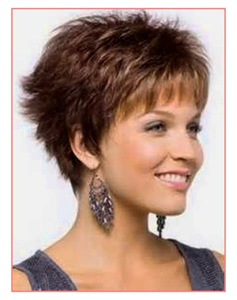 short curly hairstyles above the ear popular haircuts womens short hairstyles for over 50