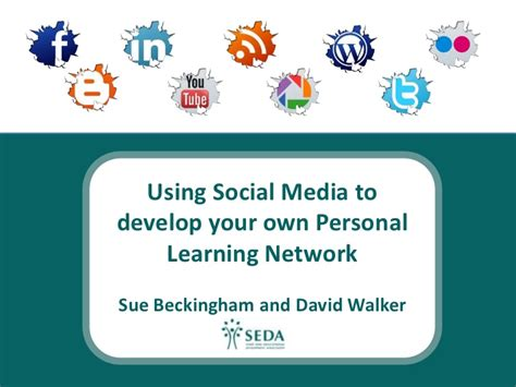 teen2xtreme using social media to using social media to develop your own personal learning