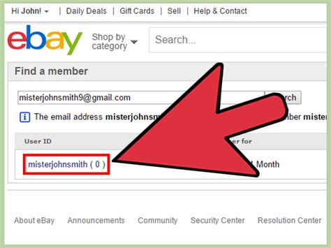 ebay user search 3 ways to find a seller on ebay wikihow