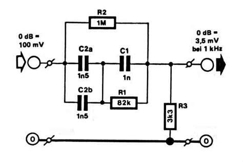 line eingang riaa verzerrung hochpegelquelle an mm phono anschluss