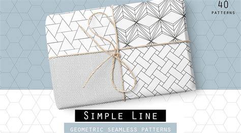 Home Interior Design Websites 40 seamless geometric line patterns