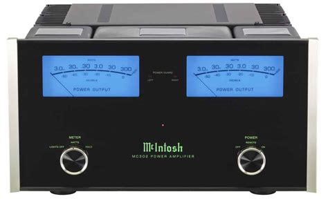 mcintosh mc amplifier stereo barn