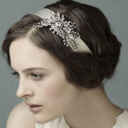 headband shapes and hairstyles 228 best hair 1920 s images on pinterest braids 1920s
