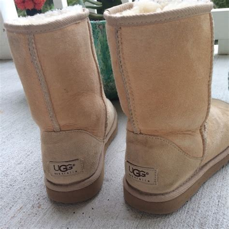sand color uggs 70 ugg shoes ugg sand color classic boot