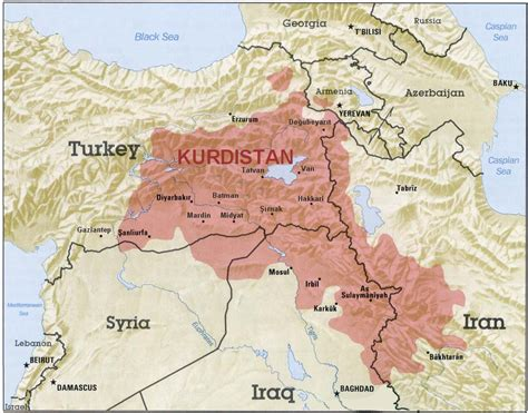 kurdistan map after weeks of iranian pleas kurds clash with islamic state