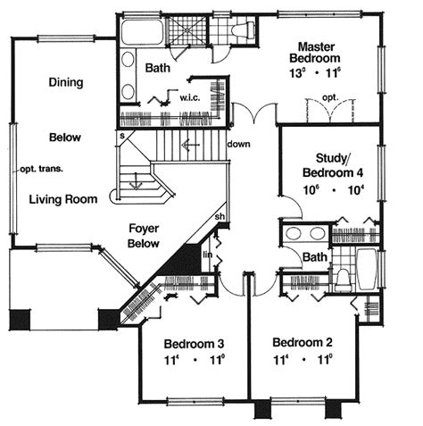 backyard backyard cottage plans excellent floor plan view of backyard views 6369hd 2nd floor master suite cad