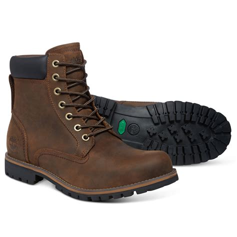 s rugged boots timberland earthkeepers rugged 6 inch waterproof walking
