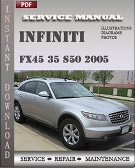 service manual auto manual repair 2005 infiniti fx electronic throttle control service infiniti fx45 35 s50 2005 service manual pdf download servicerepairmanualdownload com