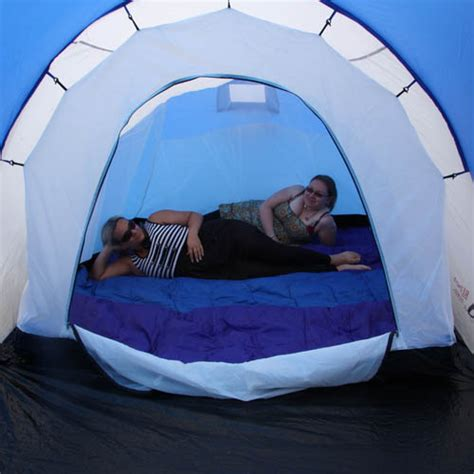 everest large 12 person berth tent 3 bedrooms