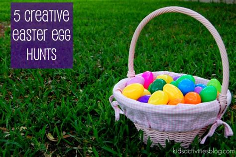 easter egg hunt ideas fun easter egg activities and unique easter egg hunt ideas