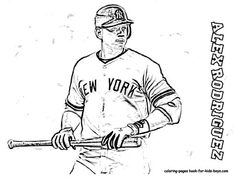 Fired Up Free Coloring Pages Baseball Baseball League Baseball Coloring Pages Mlb