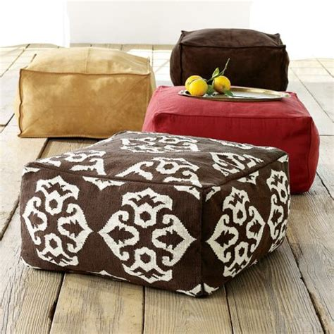 ottoman vire 24 comfortable diy poufs and ottomans shelterness diy