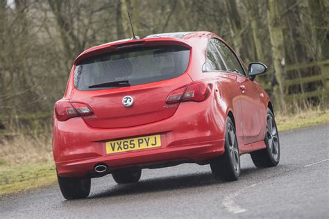 vauxhall red vauxhall corsa 1 4t 150 red edition quick review a budget