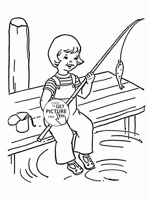 fishing coloring pages fish coloring pages page grig3 org