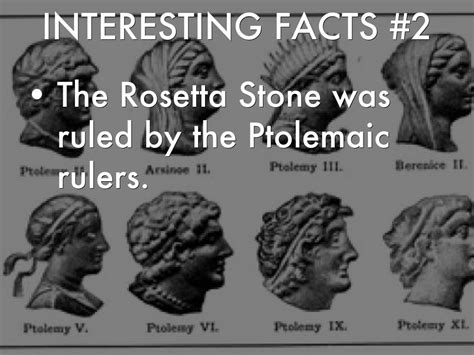 rosetta stone facts rosetta stone by brooke payami