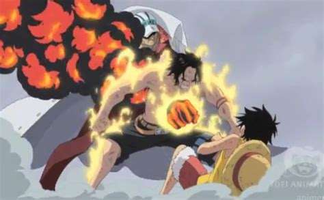 one piece ace 301 moved permanently