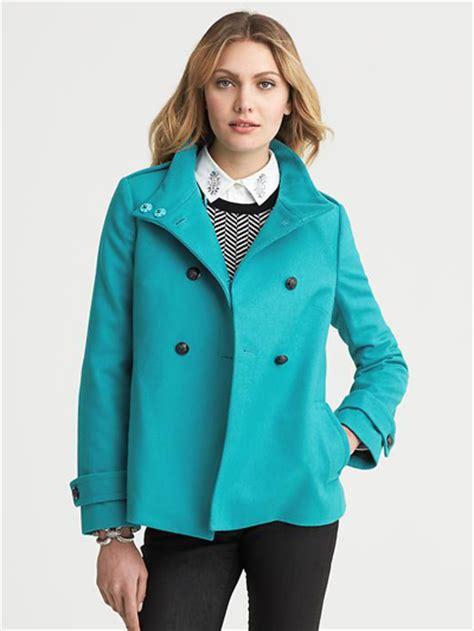short swing coat coats and jackets everything turquoise