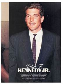 f kennedy jr f kennedy jr to soon