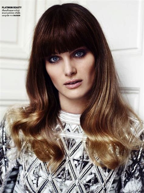 hair isabeli fontana beauty hair make 384 best images about hairstyle sexy glam on pinterest