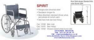 Kursi Roda Onemed Spirit kursi roda standar gm 13100m kursi roda net