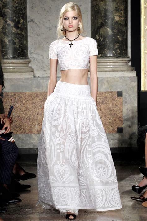 Crop Dc Dm 27 best images about crop top wedding dresses on