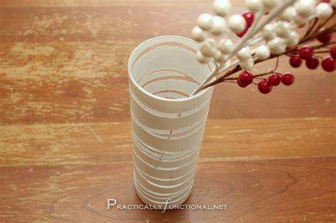 How To Make Birch Bark Vases by Birch Bark Vase Practically Functional