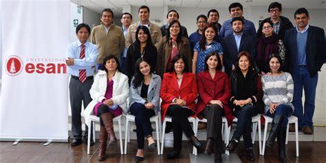 Mba Centrum O Esan by Esan Organiz 243 Celebraci 243 N Por El D 237 A Periodista Sala