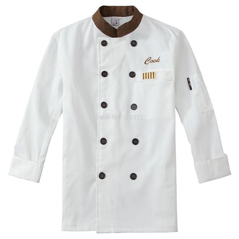 Sweater Chef chef coffee collar tooling cook suit sleeve clothing work wear cook
