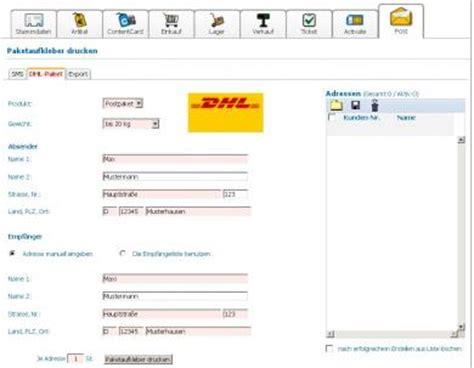 Dhl Paketschein Online Ausdrucken by Brodos Net Das Kassensystem Aus Der Cloud Product