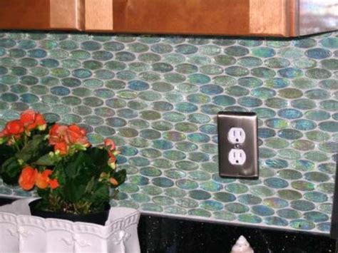 Blue Mosaic Backsplash by Kitchen Backsplash Photos Creative Mosaic Tiles With