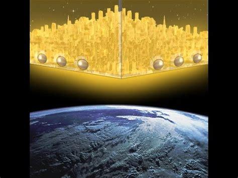 imagenes reales de jerusalen la nueva jerusalen ya esta muy cerca de la tierra youtube