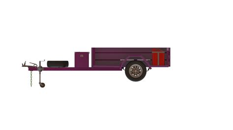 diy offroad cer built trailer plans trailer house building plans find