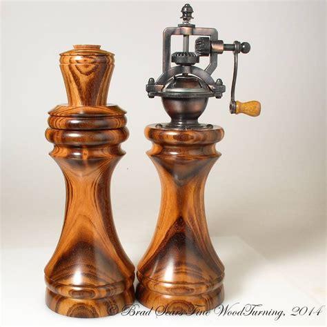 Efficiency Kitchen Design salt and pepper grinders that spice up your kitchen