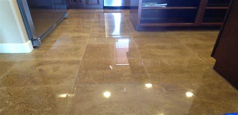 Polished stone floor   Homes Floor Plans