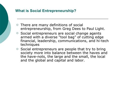 Social Entrepreneurship Mba by Rent Xxii The Demand For Social