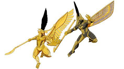 Horus In horus and set by nesise on deviantart