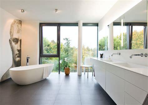 bad mit freistehender badewanne freistehende badewanne bw 01 xl modern badezimmer