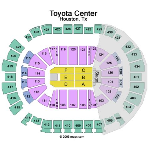 toyota center floor plan toyota center layout upcomingcarshq com