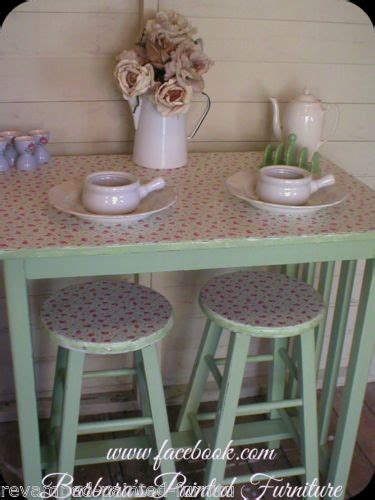 Decoupage Kitchen Table - 31 best images about decoupage on furniture