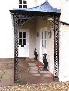 metal verandahs in mild steel