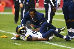 What Team Does Tavon Play For Tavon Won T Play For Rams Against Saints Today