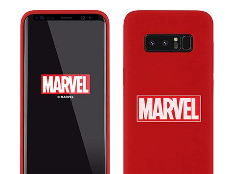 Terbaru Softcase Samsung Note 8 Duos Dual Sim 6 3 Inchi Slim Ant marvel logo slim for samsung galaxy note8