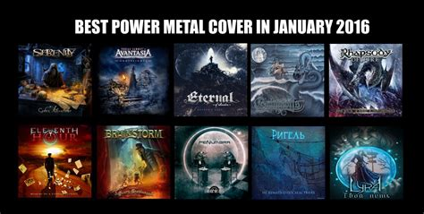best power metal cover in january 2016 bdp metal