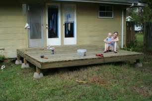 Install Beadboard - building a small deck 10 x 16 free standing deck plans