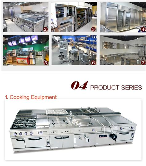 industrial quality commercial restaurant kitchen equipment