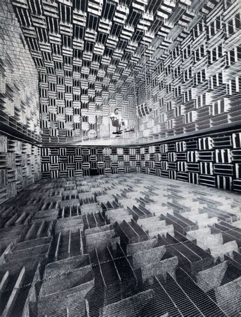 world s quietest room retroscience the world s quietest room secret of scientists and engineers secret