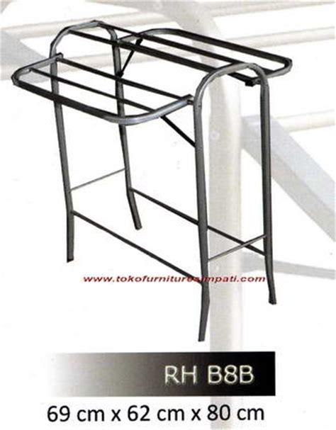 Rak Handuk Plastik rak handuk b8b toko kasur bed murah simpati furniture